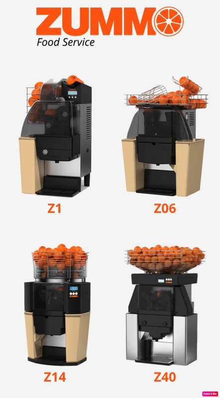 Espremedor de laranja automatico