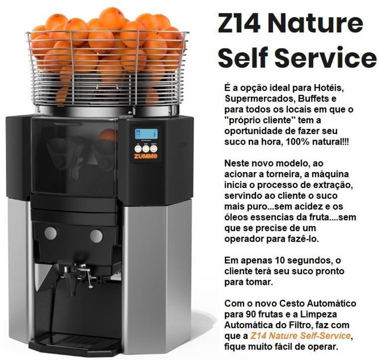Espremedor de laranja inteira