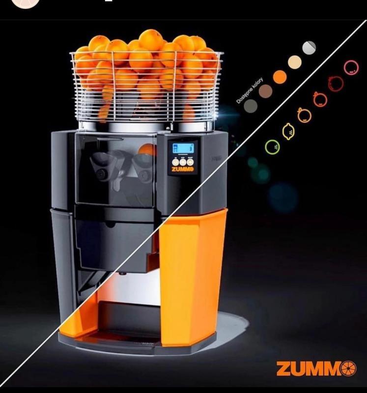 Extrator laranja automático