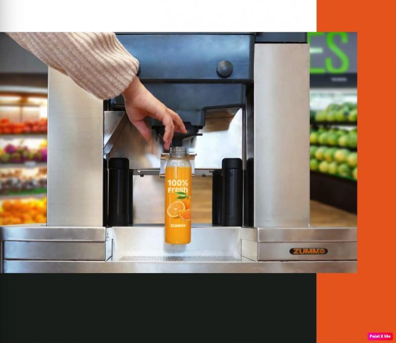 Fornecedor de maquina de suco de laranja