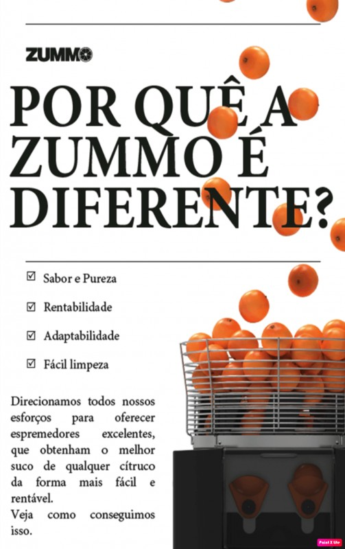 Preço de máquina de suco de laranja
