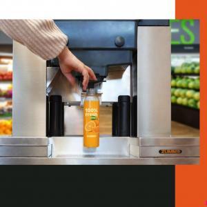 Maquina para fazer suco de laranja